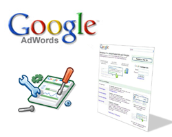 Google New Adwords Interface
